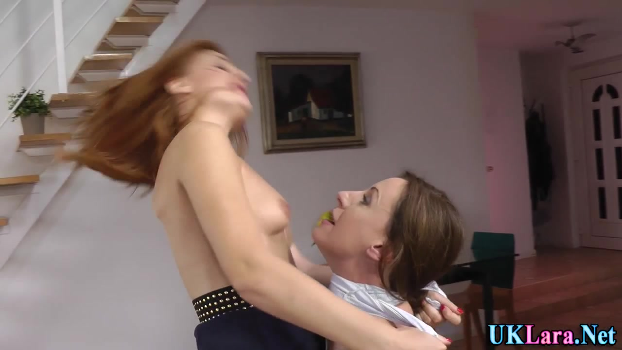 In fuck kitchen mature German the