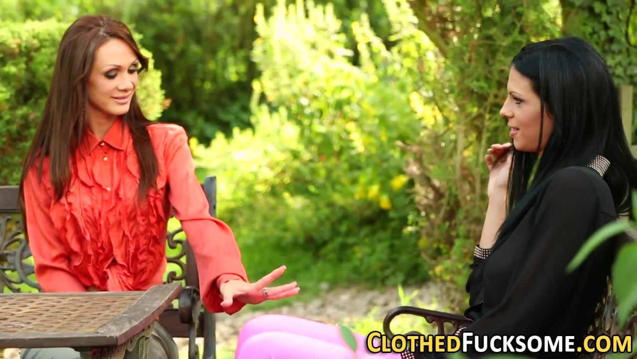 Milf toyed redhead Caned waxed and