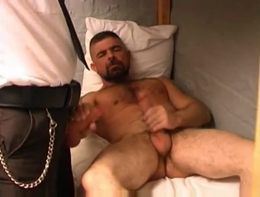 Prisoners and wardens have gay sex in a cell Free adult sex online