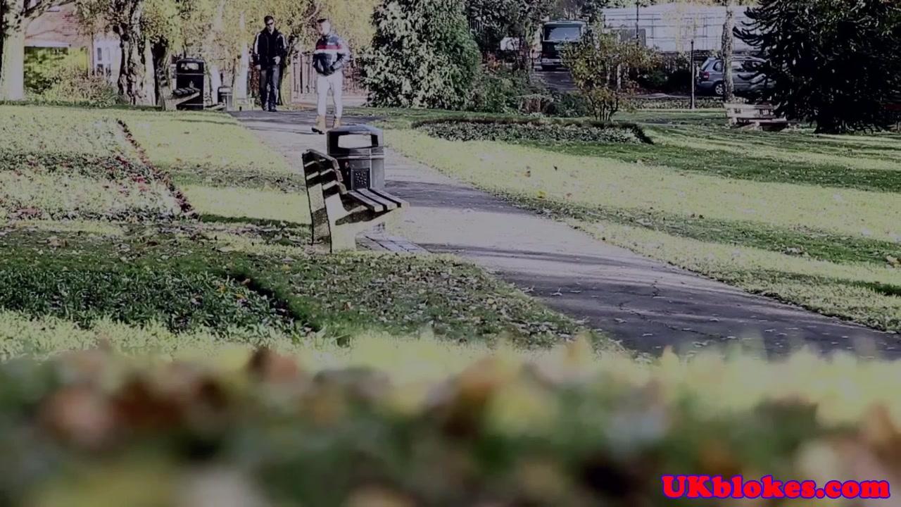 British hunk flipfucks in public restroom Hubby bbw slut