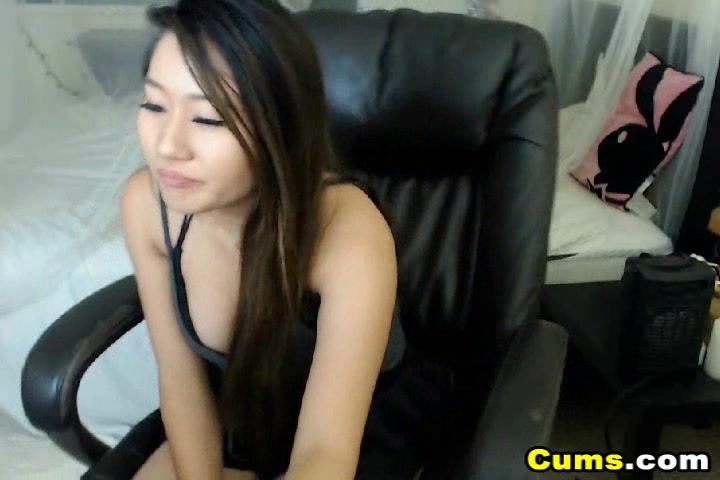 Busty Asian Babe Loves to Masturbate Barcelona sex clubs