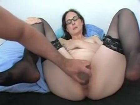 sabine husband helps orgasm