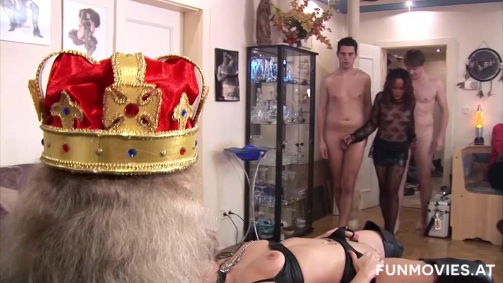 Porn video slave black