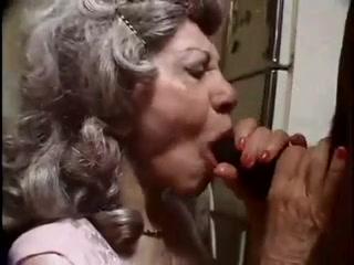 old granny likes BBC Dangerous Dong Victoria And Sergio Escoto