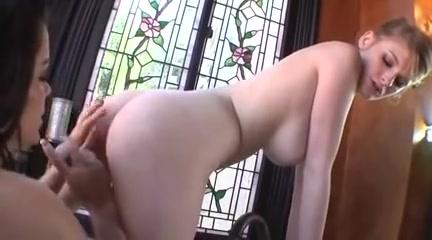 Massage blonde mature