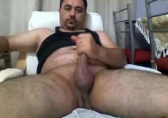 Masturbating Turkey-Turkish Bear Emre hardcore femdom massage videos