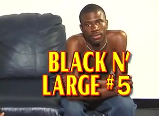 Black + Large 2 for 1 Best Dp Porno