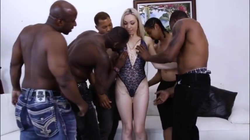 Lily le beau scene 4 private magazine facial curly hair restaurant