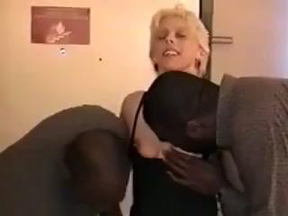 cuckold couple having fun with two Black men