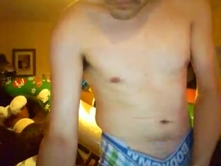 Me - Cumming In Blue Checked Boxer Briefs. Fuck you porn video