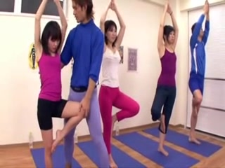 Japanese coach acquires erection at the gym three Xvedio Family7