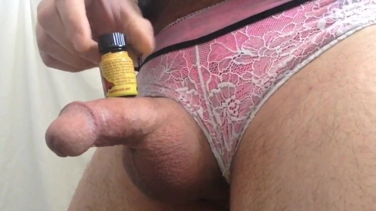 Psychedelic Panty Cock (Double Vision) Real wives user submitted interracial video 91