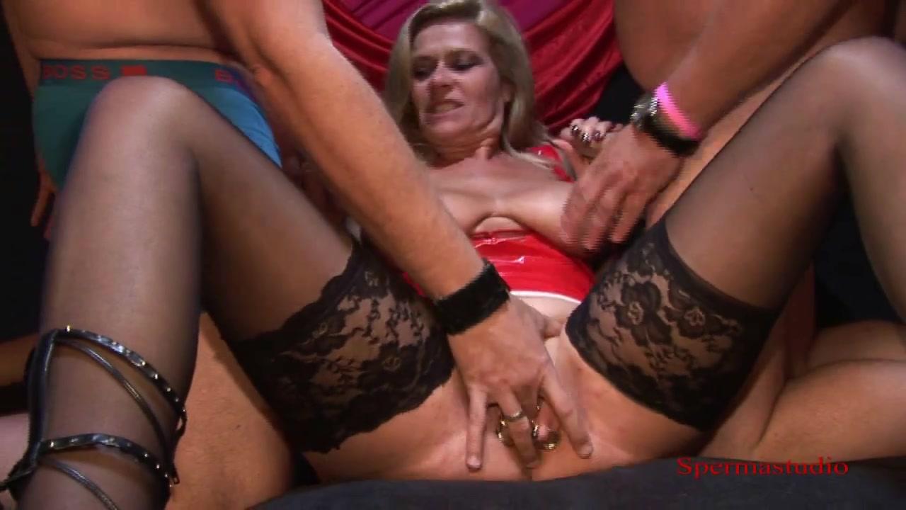 Bawdy Cleft Pierced Blond Acquires Multiple Cumshots - P1 Free Porn Vis