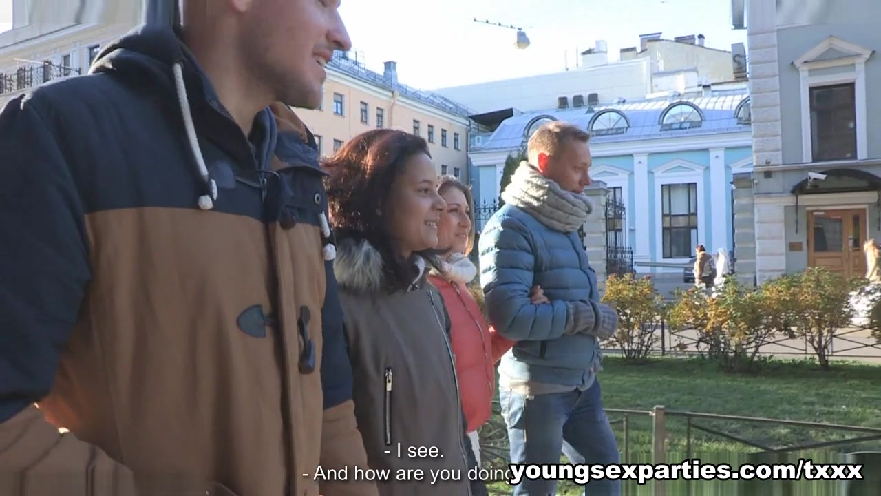 Edward & Leza Balezi & Ben & Mary Dee in New Couch For A Sex Party - YoungSexParties Www teen china nude com