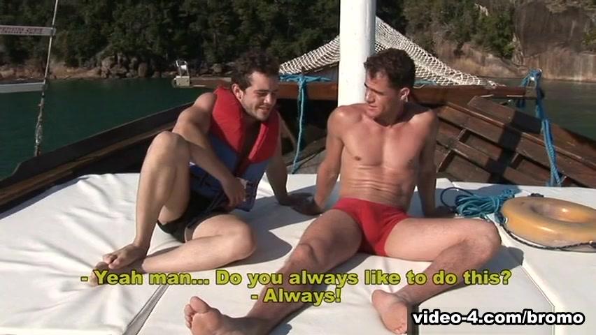 Arcanjo Amaro & Eduardo in Bareback Island #1 Scene 3 - Bromo free egypt sex movie