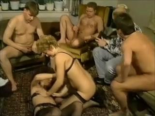 Gruppensex mit Manneruberschuss - Part two