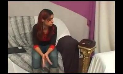 Milf Seductive filmed tease