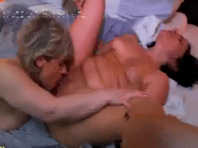 Sex Mature clips interracial