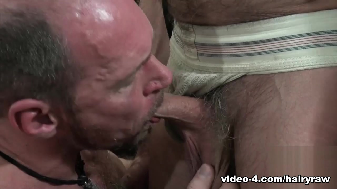 Scott Reynolds and Randy Harden - HairyAndRaw Uk milfs video