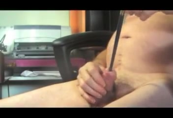 Man crossdresser sounding urethral cock dildo toy gay girl gets fucked in walmart
